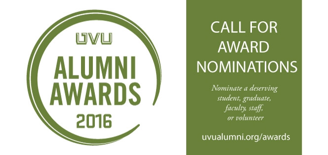 Call for Award Nominations