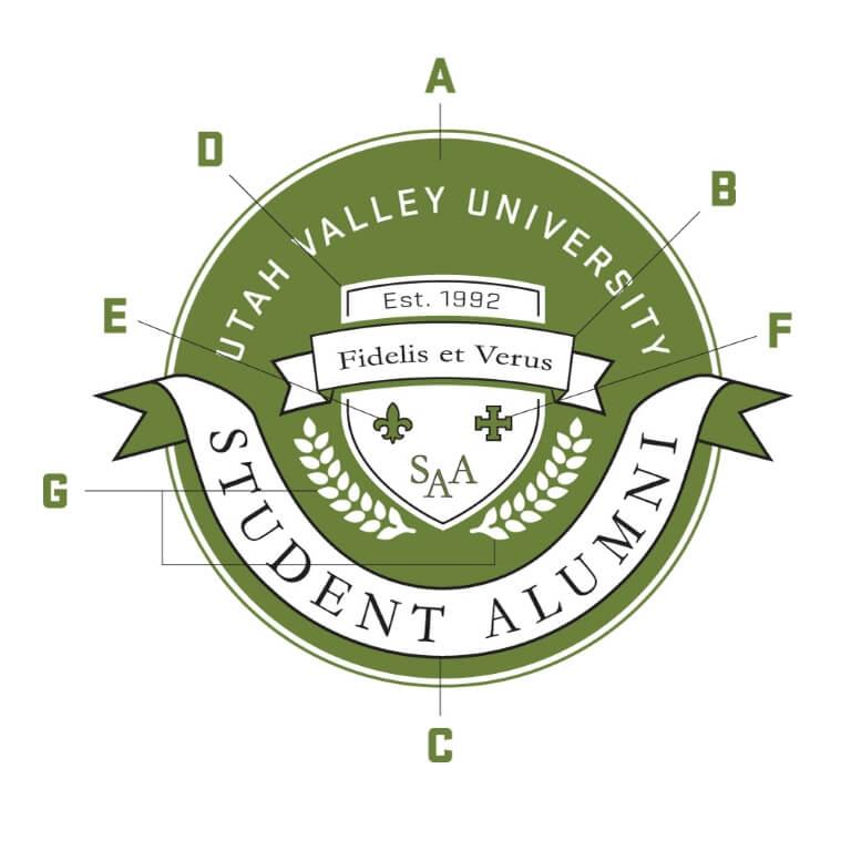 Uvu Academic Calendar.Utah Valley University Alumni Association Crest